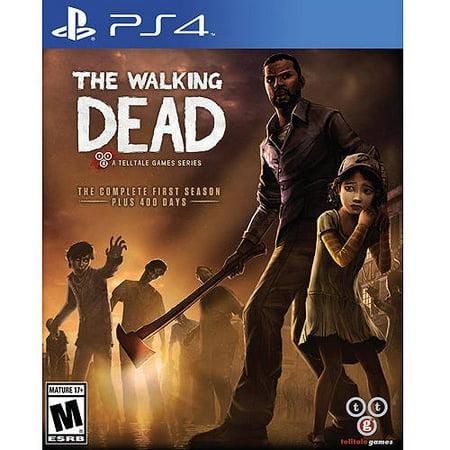 Cokem International Preown The Walking Dead Tell S1 Ps4