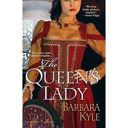 The Queen's Lady](The Pumpkin Queen's Halloween Haven)