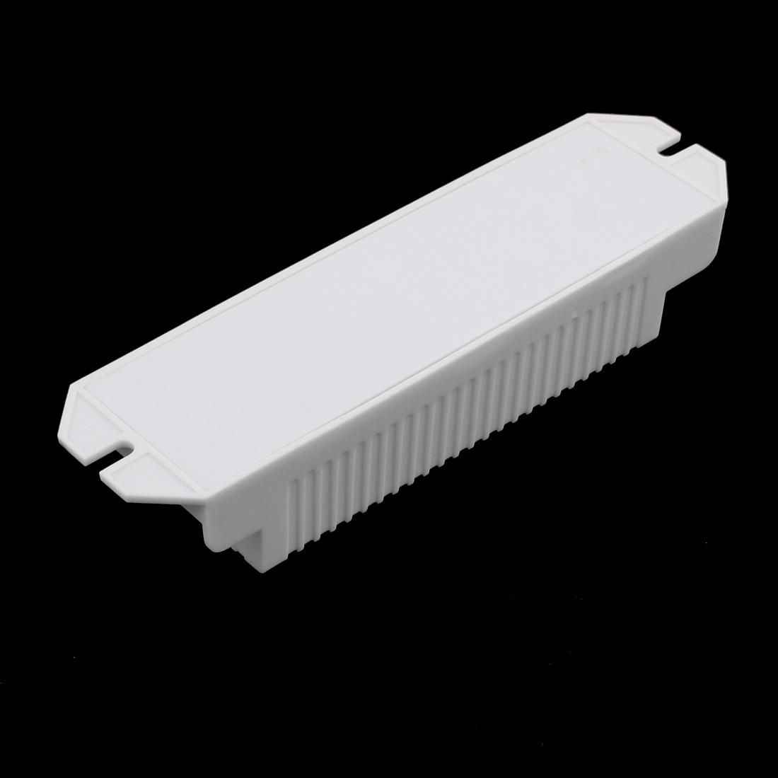 6Pcs 154mmx40mmx29mm Bo tier raccordement plastique Coquille pour LED Guide - image 1 de 3