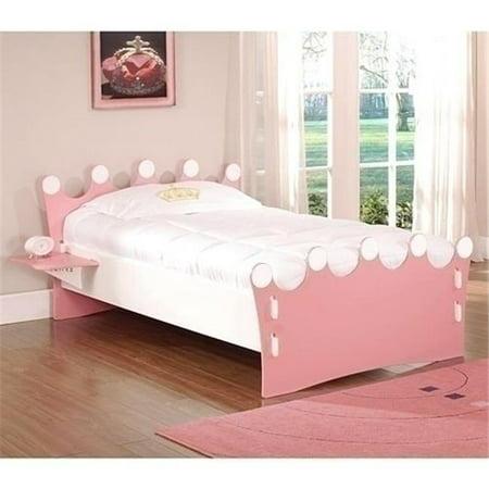 Legare Furniture LEGE-BDSM-240 Lits jumeaux princesse enfants - image 1 de 1