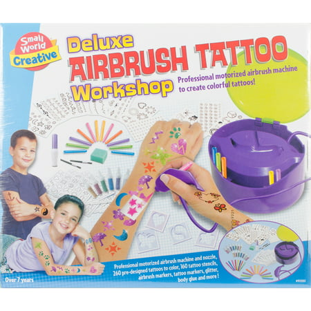 Deluxe Airbrush Tattoo Workshop-