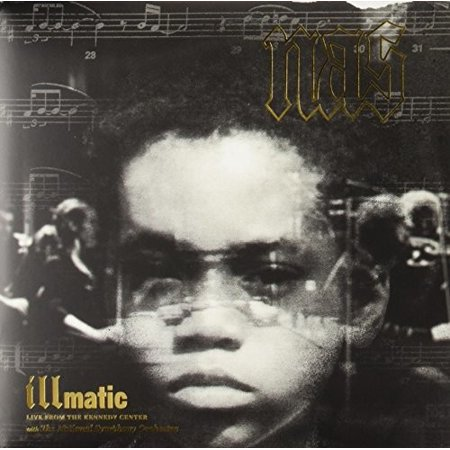 Illmatic: Live From The Kennedy Center (Vinyl)