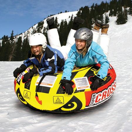 Sportsstuff Super Crossover Inflatable Snow Tube