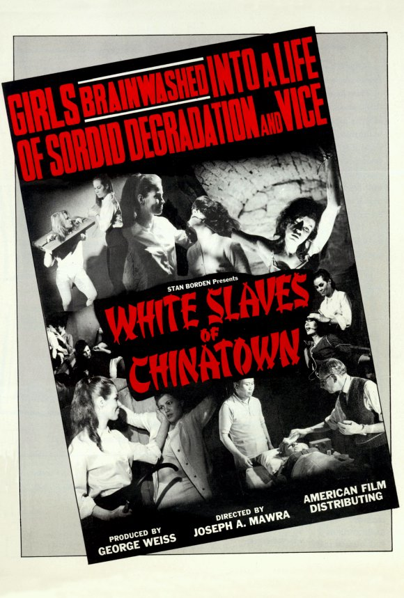 The White Slaves Of Chinatown Movie Poster Style A 11 X 17 1974 Walmart Com Walmart Com