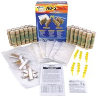 Estes A8-3 Engines Bulk Pack