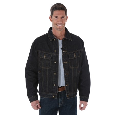 Wrangler Denim Jacket (Big & Tall Sizes)