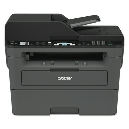 Brother MFC-L2710DW Monochrome Compact Laser All-in-One Printer with Duplex Printing and Wireless Networking (Remanufactured Copier Laser)