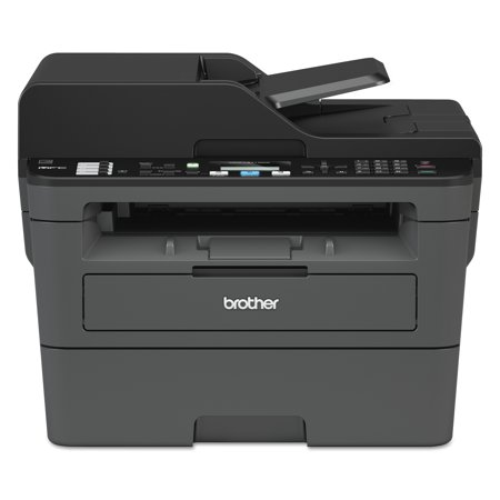 Brother MFC-L2710DW Compact Laser Printer, Copy, Fax, Print,