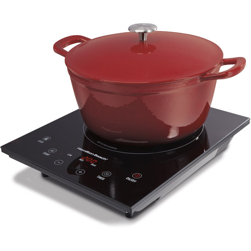 Hamilton Beach Induction Portable Cooktop | Model# 34102
