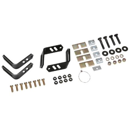 husky 31563 universal fifth wheel install hardware (Fifth Wheel Install Kits)