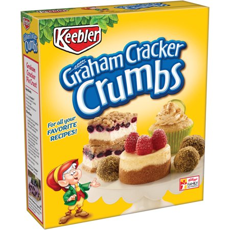Keebler: Graham Cracker Crumbs Sweet Crispy texture, 13.50 o