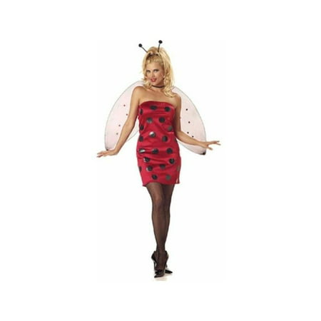 Adult Lady Bug Costume - Lady Bug Costume Adult