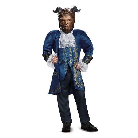 Disney Beauty and the Beast - Beast Deluxe Child Costume - Disney Deluxe Costumes