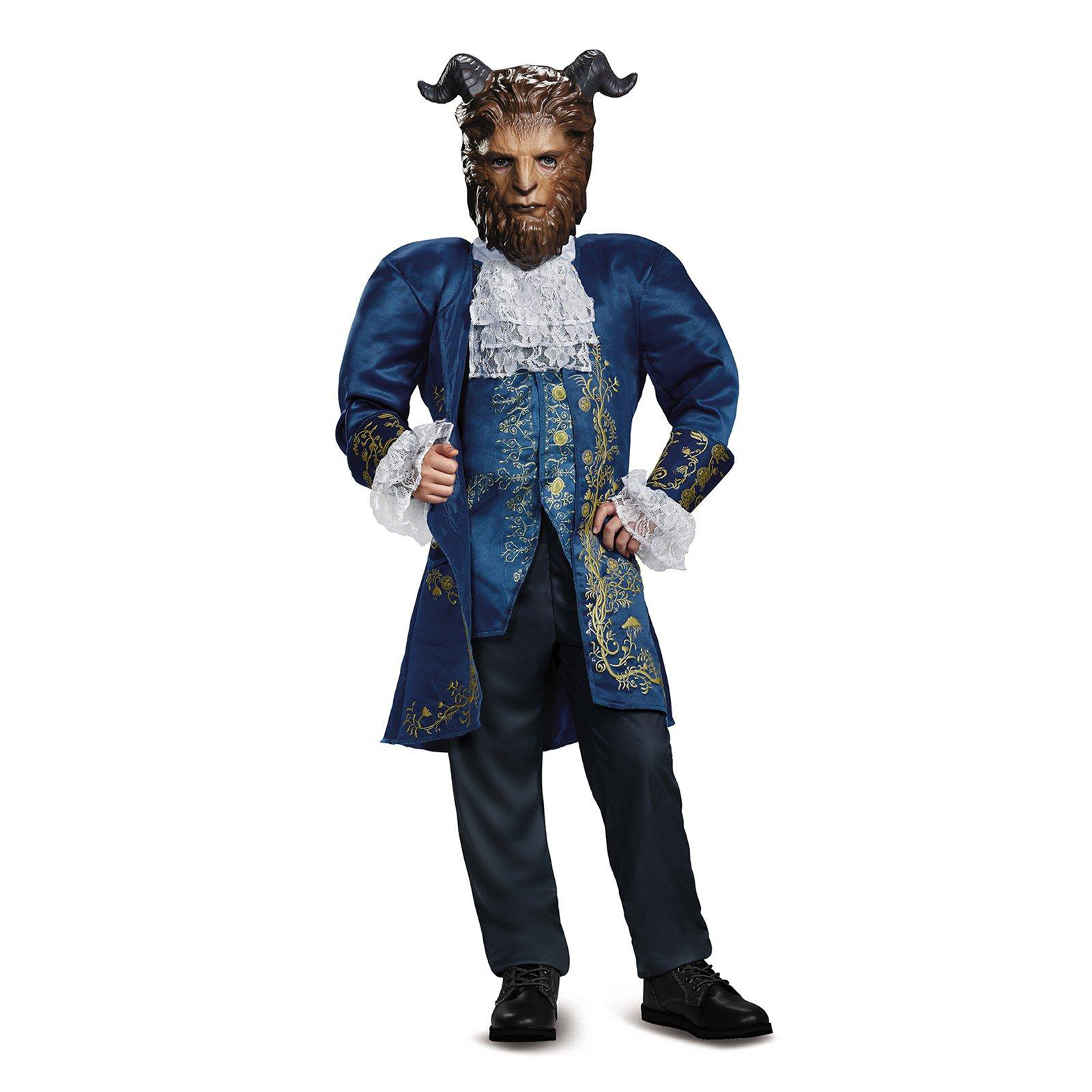 Disney Beauty and the Beast - Beast Deluxe Child Costume
