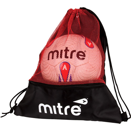 Mitre Mesh Soccer Backpack