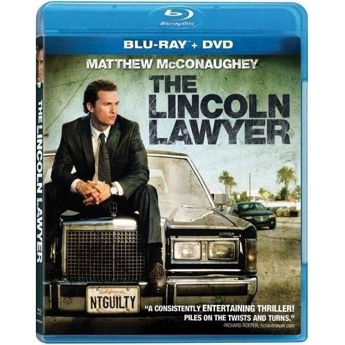The Lincoln Lawyer (Blu-ray + DVD) (With INSTAWATCH)