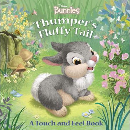 Disney Bunnies Thumper's Fluffy - Pin The Tail On The Bunny