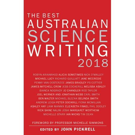 The Best Australian Science Writing 2018 - eBook