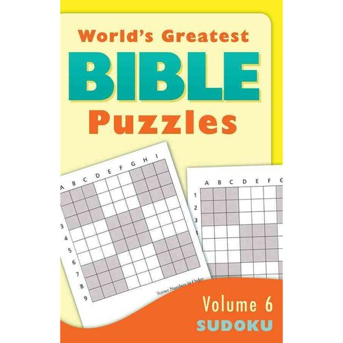 World's Greatest Bible Puzzles: Sudoku