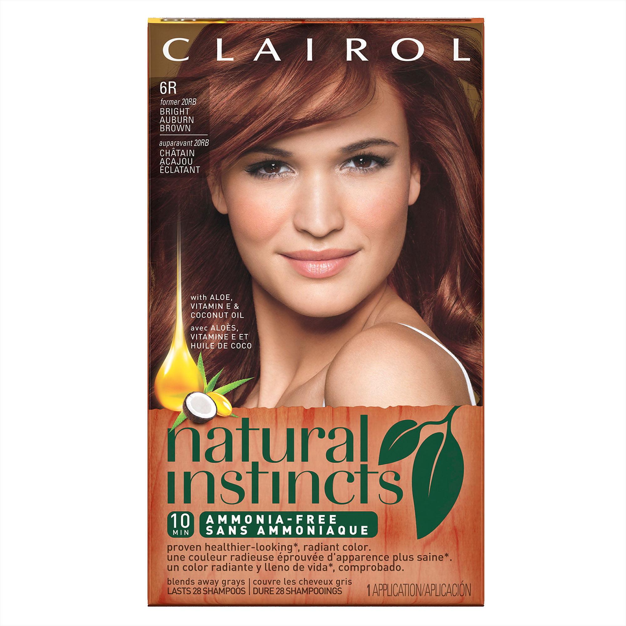 Clairol Natural Instincts Semi Permanent Hair Color