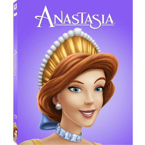 Anastasia (Blu-ray + DVD) (With INSTAWATCH) (Widescreen)