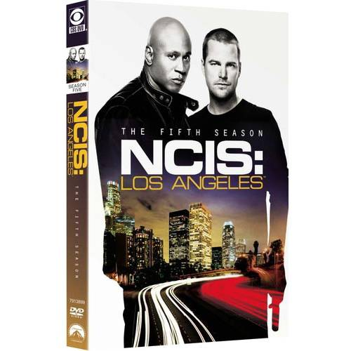 NCIS: Los Angeles - The Fifth Season (Widescreen)