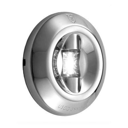 Attwood LED 3-Mile Transom Light 6556-7 FO-2837 ()