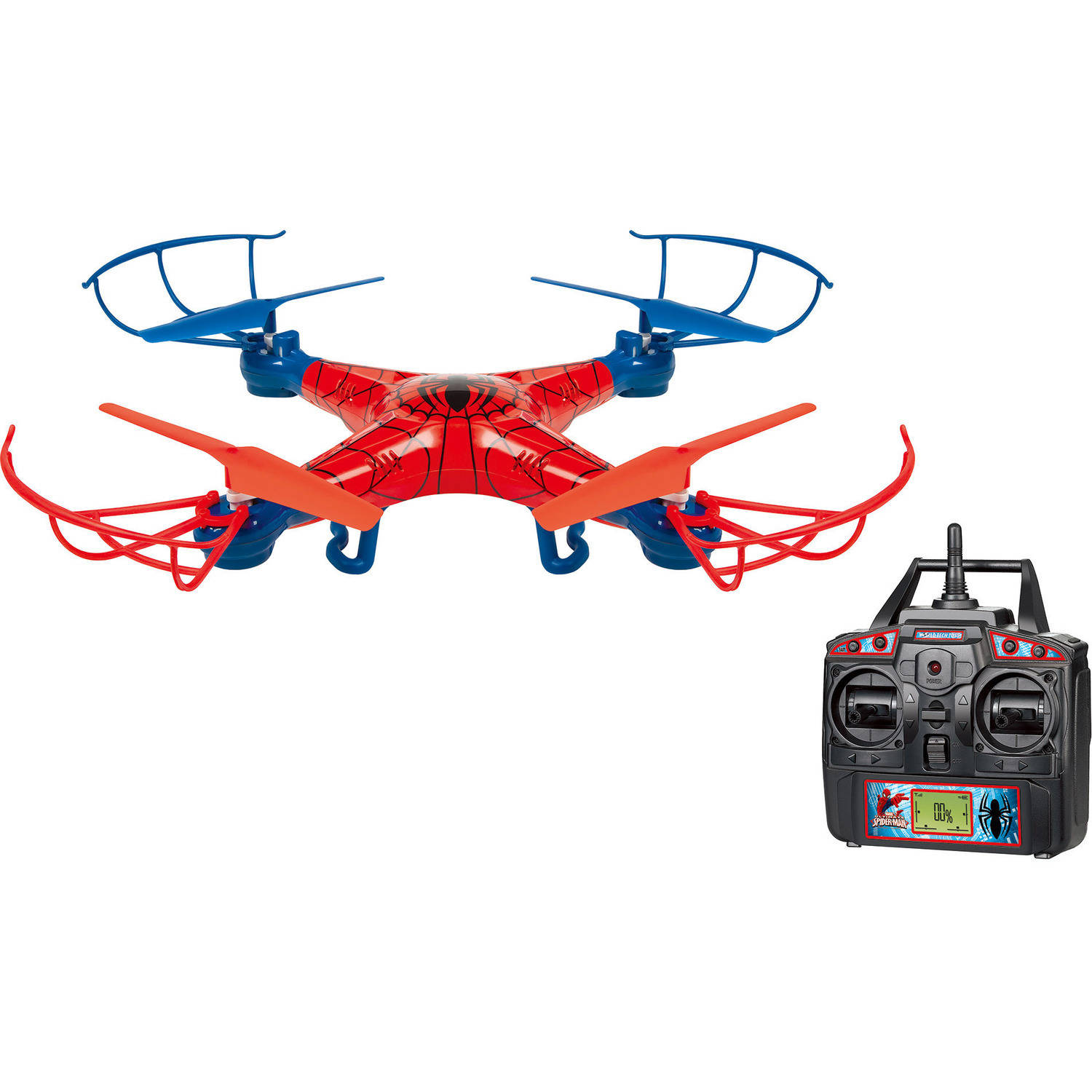 Marvel Spider-Man Sky Hero 2.4GHz 4.5-Channel RC Drone by MARVEL