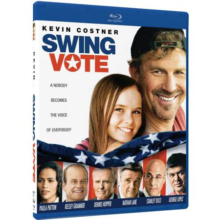 Swing Vote  Blu Ray