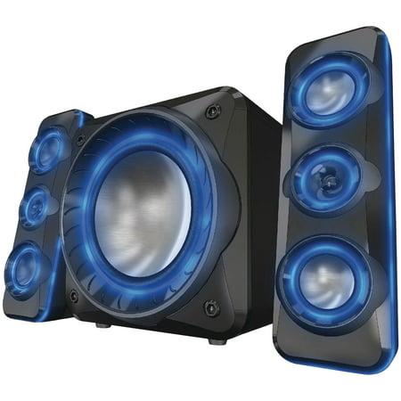 SYLVANIA SHTIB1060-BT Light-Up Bluetooth(R) 2.1 Speaker System