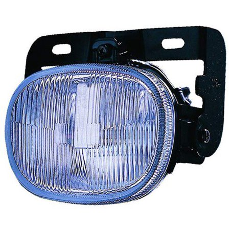 Go-Parts OE Replacement for 2000 - 2004 Isuzu Rodeo Fog Light Lamp Assembly Replacement Housing / Lens / Cover - Right (Passenger) Side 8-97288-898-0 IZ2592102 Replacement For Isuzu Rodeo