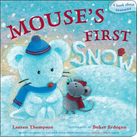 Mouse's First Snow (Board