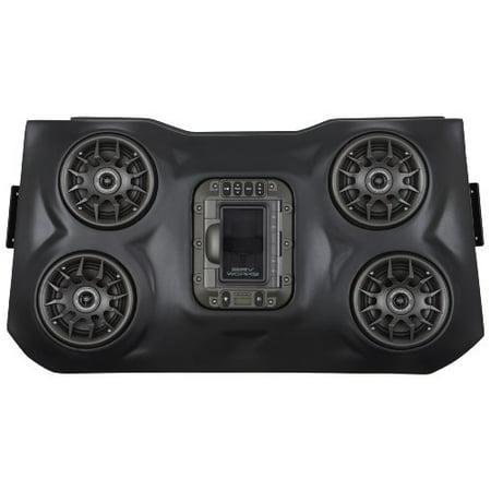 Rzr Stereo (SSV Works WP-RZ3O4 Polaris RZR XP1000 2 seat BLUETOOTH 4 Speaker Overhead Stereo)