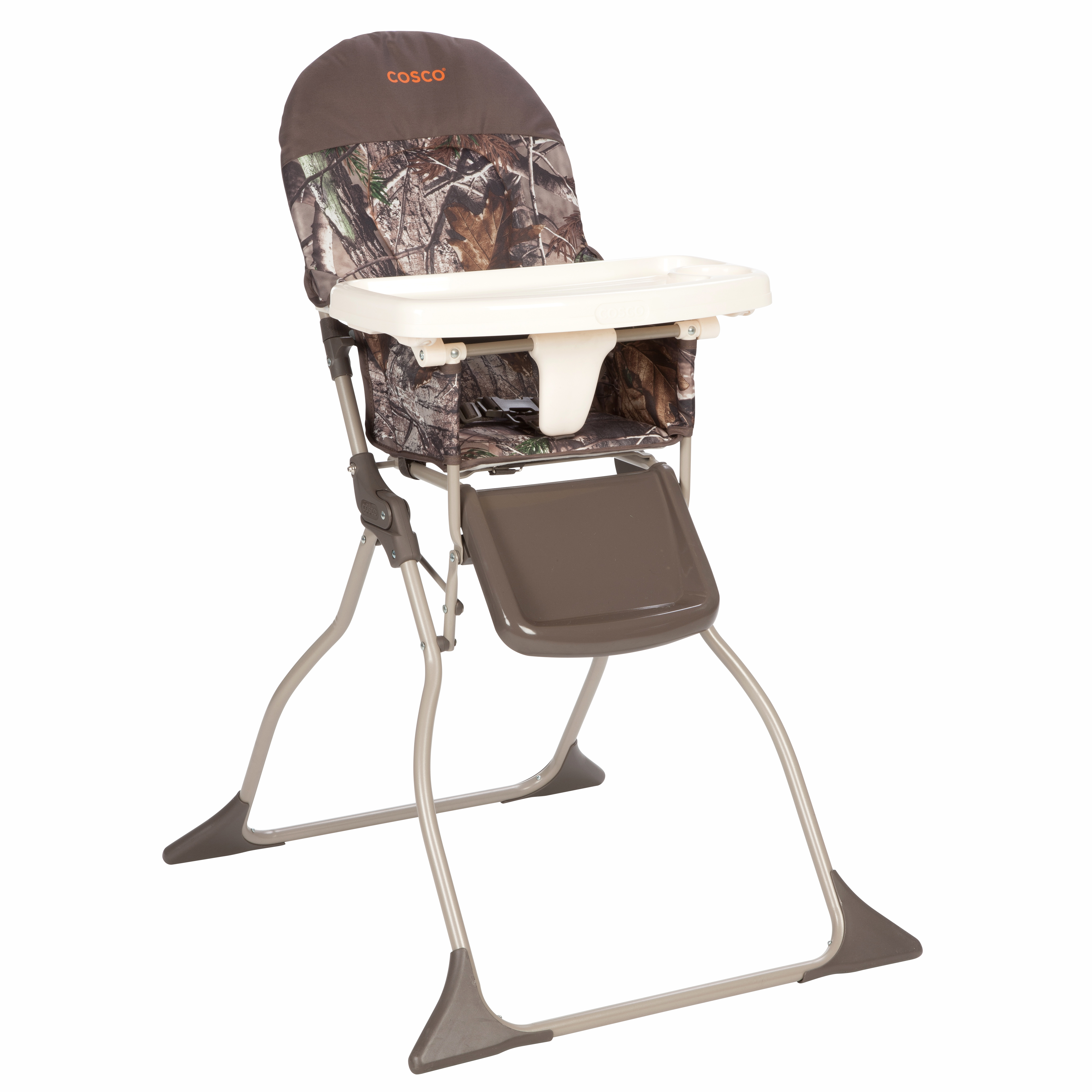 6487e2a05 Details about Cosco Baby Toddler High Chair Folding Portable Kid Eat Padded  Seat Realtree Camo