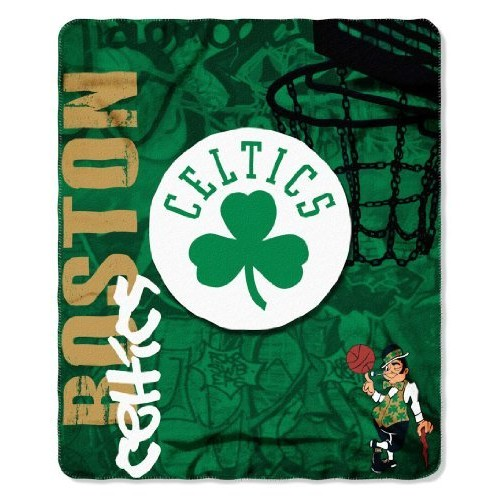 "NBA Boston Celtics 50"" x 60"" Fleece Throw"