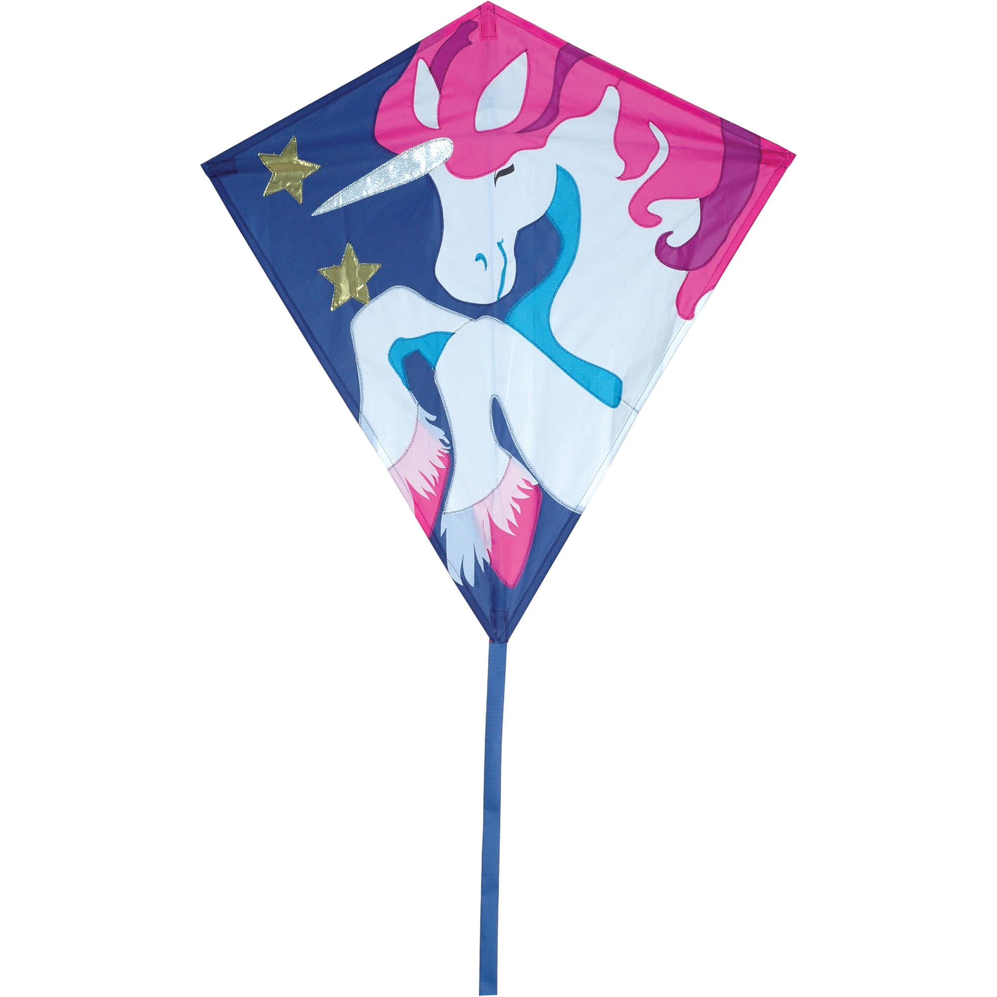 "Premier Designs 30"" Diamond Kite, Trixie Unicorn"