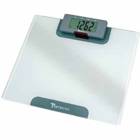Detecto Advantage 4 In 1 Glass Scale With Lcd Digital