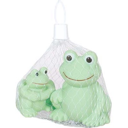 Squeeze Toy Frogs Pack of 2 Case Pack 6