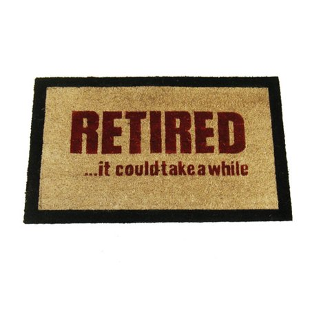 Geo Crafts, Inc Retired Doormat