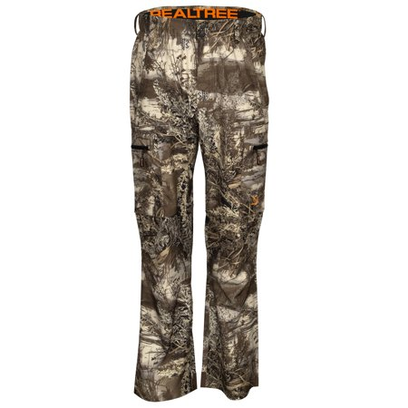 - Realtree Men's Camo Performance Pant