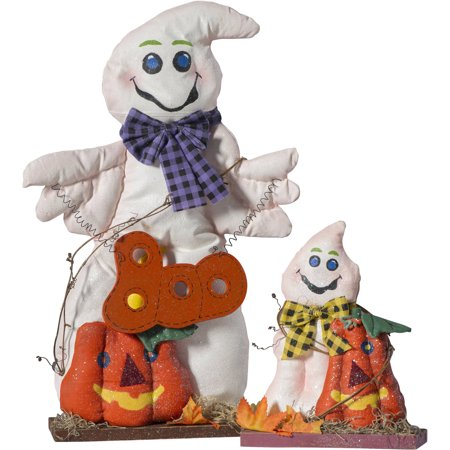 Halloween Ghosts, Set of 2 (Ghost Hunts Halloween 2017)