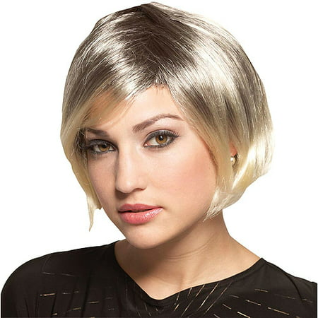 Spicy Glamour Blonde Wig Adult Halloween Accessory - Glamour Wig
