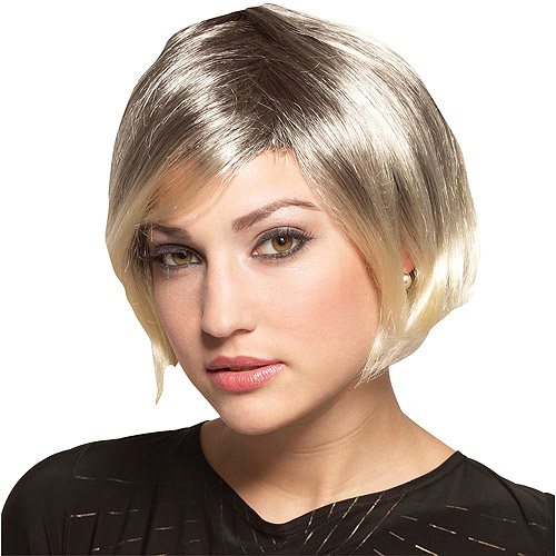 Spicy Glamour Blonde Wig Adult Halloween Accessory