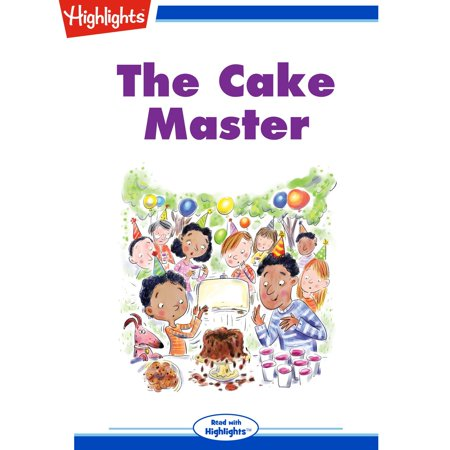 Caves Master (Cake Master, The - Audiobook )