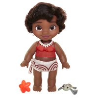 "Disney Young Moana 12"" Toddler Baby Doll"
