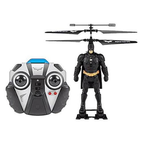 World Tech Toys 33711 Remote-Control Batman Helicopter by World Tech Toys