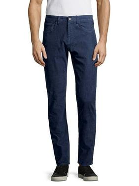 Stretch Corduroy Slim Jeans