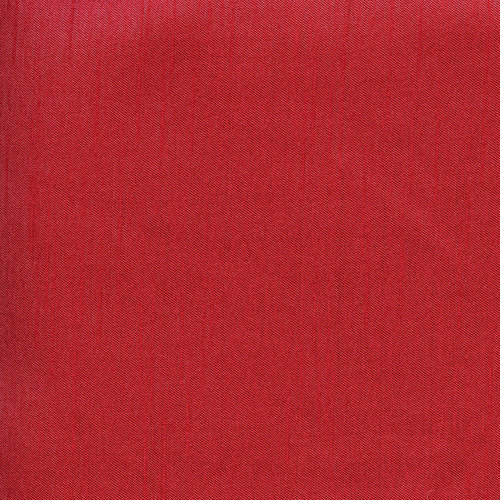 Party Time Shantung Red Fabric