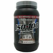 Dymatize ISO-100 Hydrolyzed 100% Whey Protein Isolate - Gourmet Chocolate 1.6 LBS