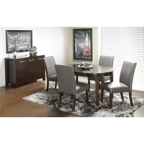 Chateau Imports Extendable Dining Table